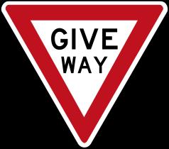 giveway-sign-aussie